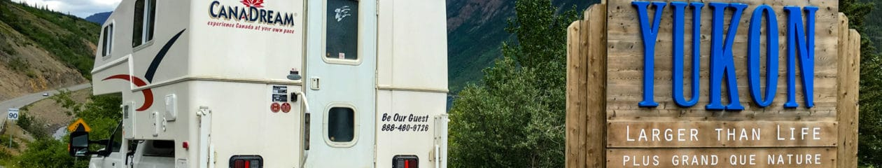 Wohnmobiltour Yukon und Alaska