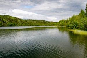 Five Mile Lake, Silver Trail, Yukon