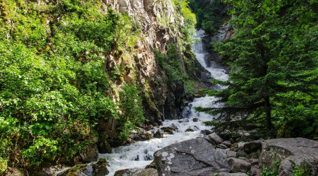 Reid's Falls, Skagway