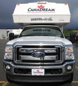Truck Camper von CanaDream